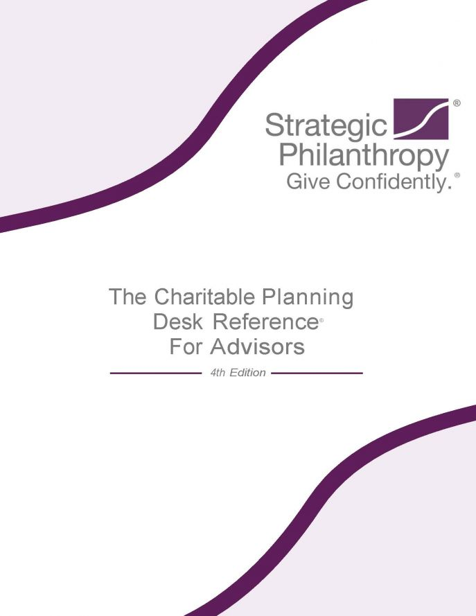 Member benefits rocky mountain estate planning council the charitable planning desk reference for advisors fandeluxe Image collections